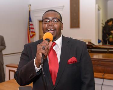 2013 Sunday Service Founders Day Celebration