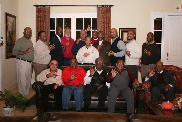 2014 Senior Kappa Thanksgiving Social