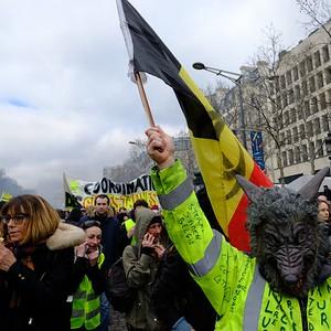 Acte XVIII des Gilets jaunes & Marche du siècle