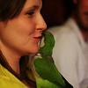 Zara and bird