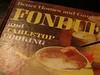 Genuine 70s fondue book