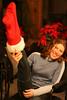 Heidi's gorgeous Santa sock