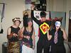 The Church St crew: Megan, Cath, James, Jacqui