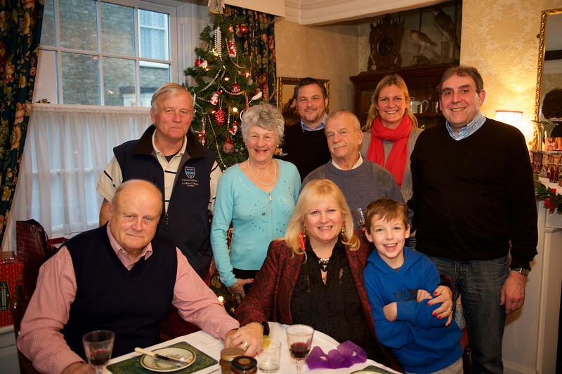 Giles Christmas Gathering
