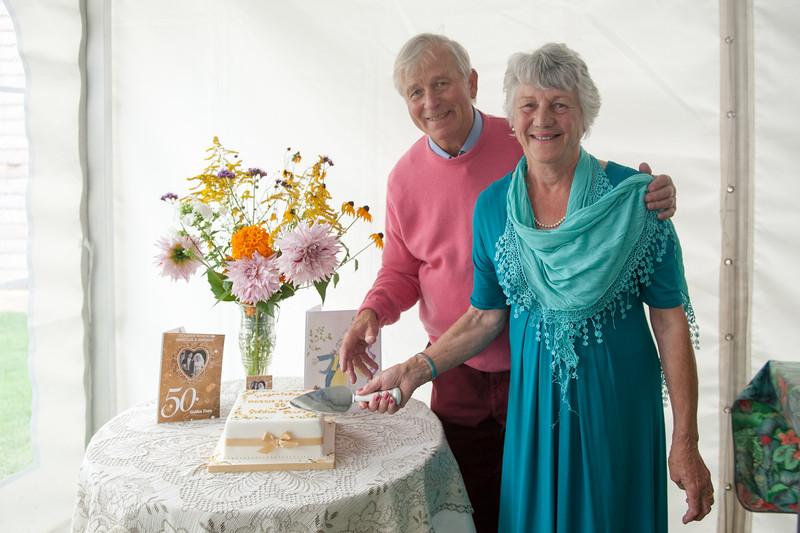 Mum and Dad Golden Wedding Anniversary Day 2