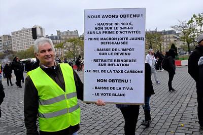 Manifestation du 16 novembre 2019