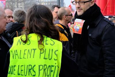 Manifestation du 17 décembre 2019