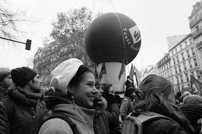 Manifestation du 5 décembre 2019