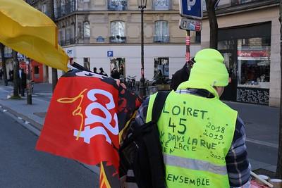 Manifestation du 6 février 2020