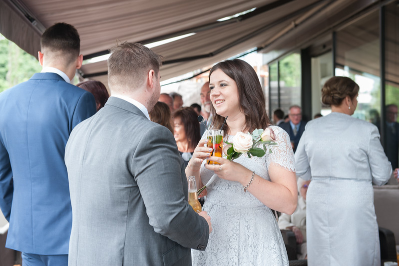 Reception and Speeches