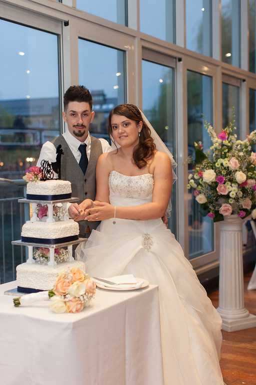 Cake Cutting, Dances and Evening Reception