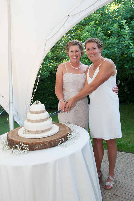 The Evening, Cake Cut and Dancing