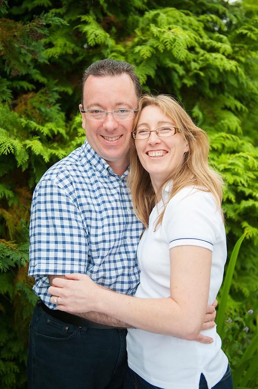 Deborah and Darren Pre-Wedding Shoot