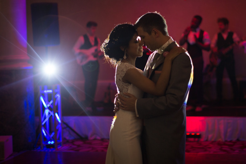 First Dance and Evening