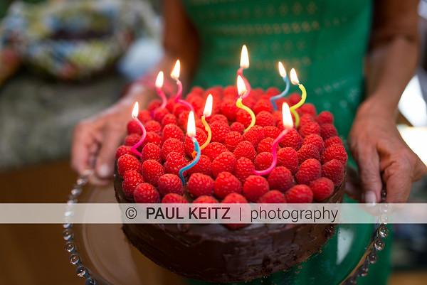 Andie's Birthday