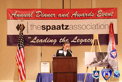 The Spaatz Association Winter Dinner 2012- Washington DC