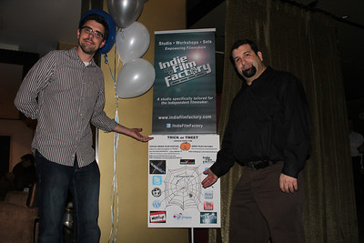SMFF Launch Party