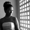 Yara Calgagno el día de su boda
