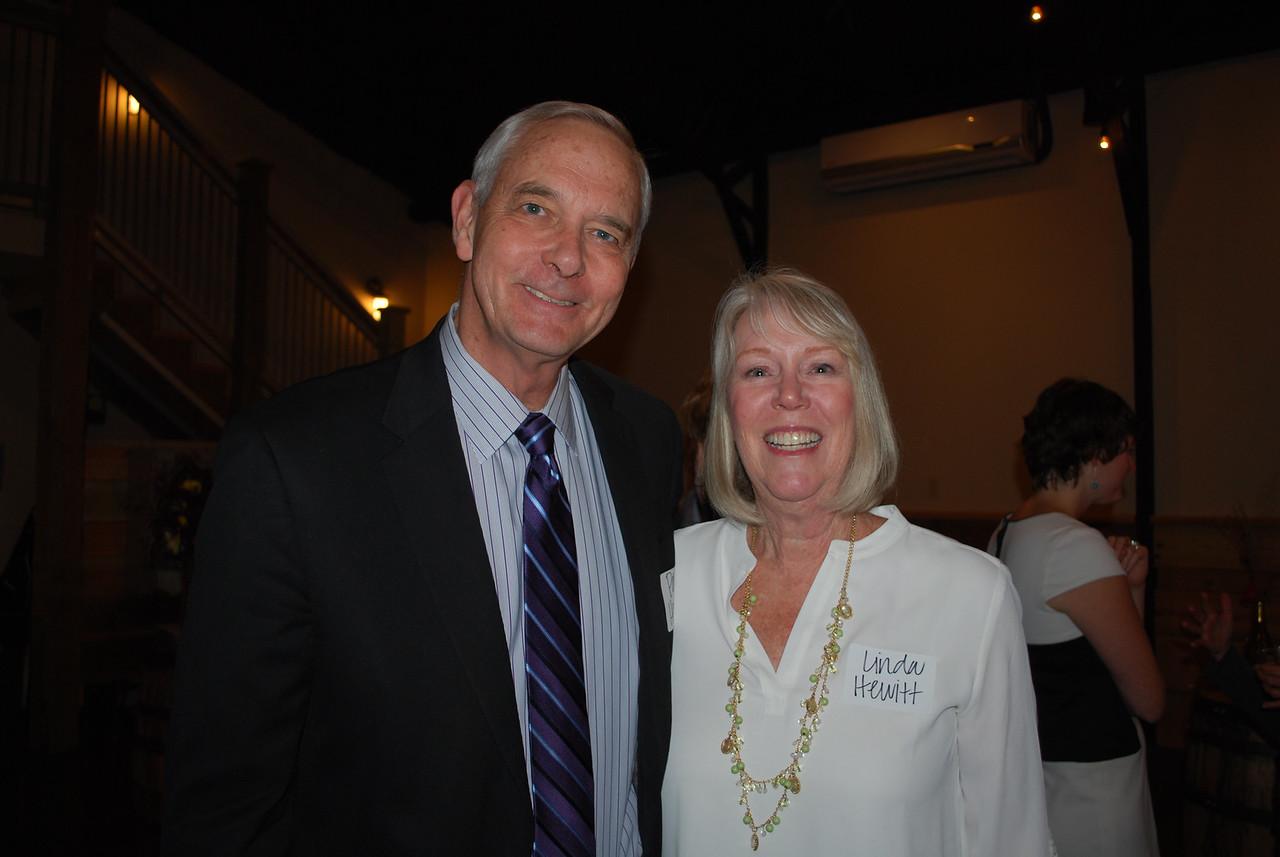 Paul and Linda Hewitt
