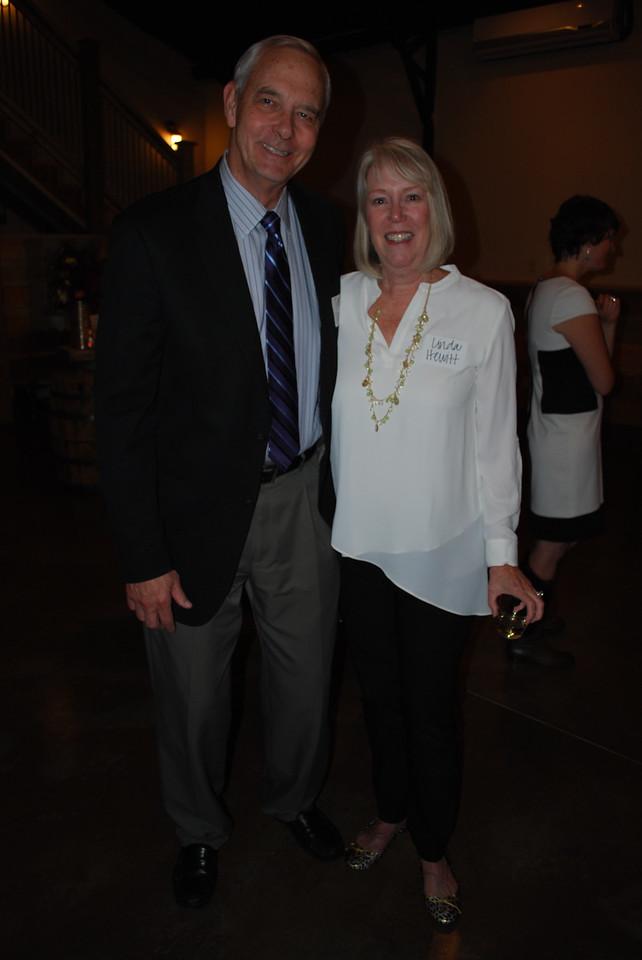 Paul and Linda Hewitt (1)