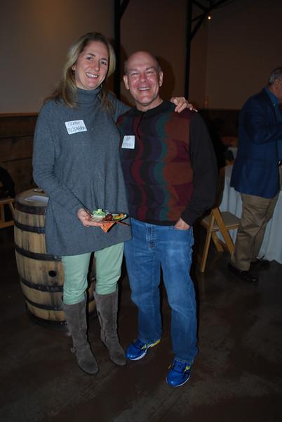 Karen McSpadden and Steve Joseph (1)