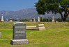 "U.S. History. ""Go west, young man."" Santa Barbara Cemetery, May 2011."
