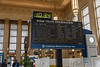 At 30th Street Station, Philadelphia, PA. February 2013