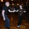 The Tewksbury Lions Club and Rotary Club joined forces on Friday night at the Tewksbury Country Club to host a Sock Hop-themed fundraising event to raise money for local charities. Having some fun dancing at the event is Mike Mantone and Peggy Walker of Salem N.H. SUN/JOHN LOVE