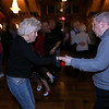 The Tewksbury Lions Club and Rotary Club joined forces on Friday night at the Tewksbury Country Club to host a Sock Hop-themed fundraising event to raise money for local charities. Having some fun dancing at the event is Marilyn and Bob Derrah of Tewksbury. SUN/JOHN LOVE