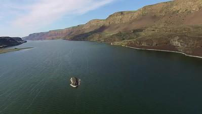 1 Rising over Lake Lorene