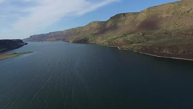 3  Lake Lorene near the North end