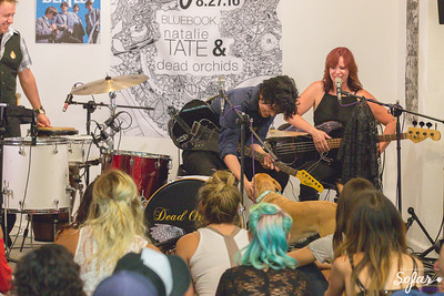 Sofar Denver Knotty Tie Dead Orchids 08 27 2016-10