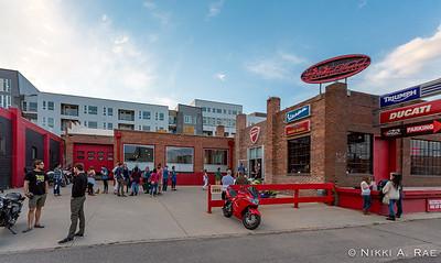 Sofar Denver | Kevin Johnston, The SIR band, Kdubbs | Erico Motorsports - Denver, CO | 04.28.2018