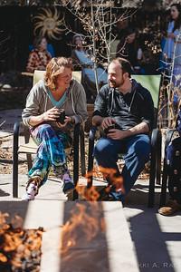 Sofar Denver PJ Party Brianna Straut Sarah Slaton Darling West Goldsworthys 03 10 2019-15