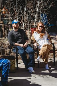 Sofar Denver PJ Party Brianna Straut Sarah Slaton Darling West Goldsworthys 03 10 2019-6