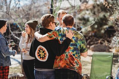 Sofar Denver PJ Party Brianna Straut Sarah Slaton Darling West Goldsworthys 03 10 2019-14