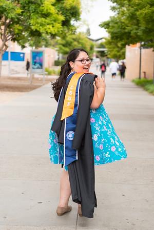 Sofia CSUF Grad Pics