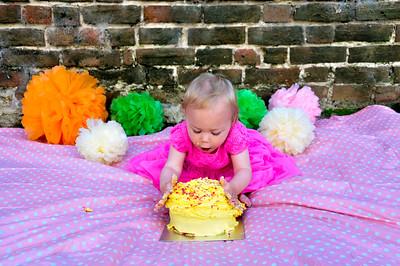 Sofia Cake Smash