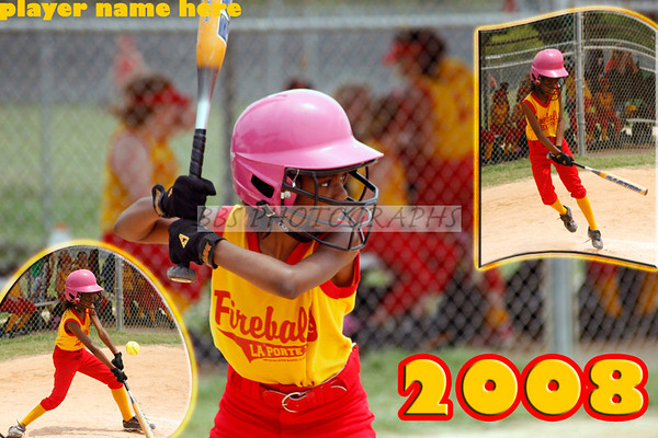 Softball_Collages