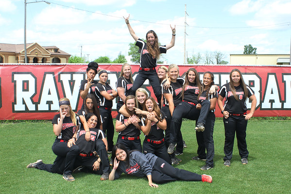 Softball 2016 Team Photos