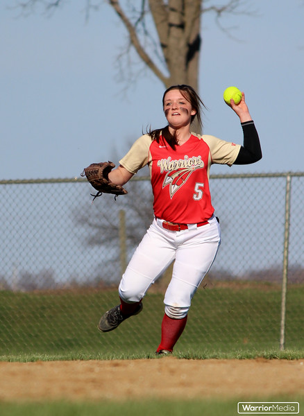 Softball vs. Goshen