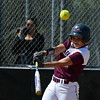 The Chico State softball team plays Friday, April 15, 2017, against UC San Diego in Chico, California. (Dan Reidel -- Enterprise-Record)