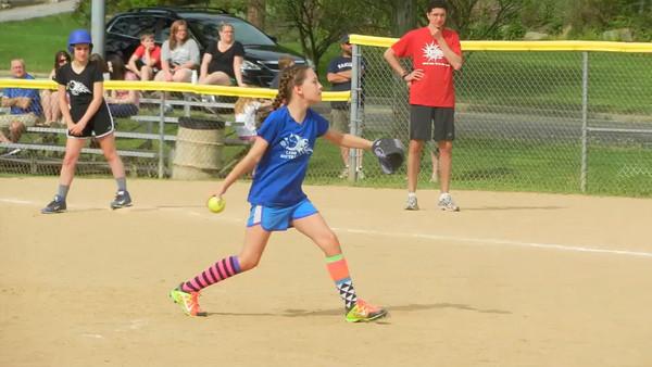 Softball May 16, 2015