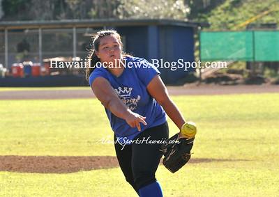 04-04-12 MOHS Varsity Softball Scrimmage Game