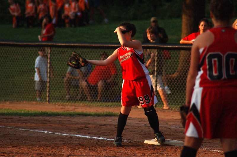 2008 District 2 Minor All Stars, King vs East Surry
