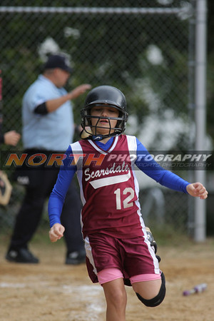 10/04/2008 (12U) Scarsdale vs. Babylon Fire Ice