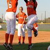 La Porte Varrsity Softball vs Pearland 3/22/10 :