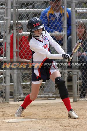 4/30/2011 - Junction Girls vs LAC