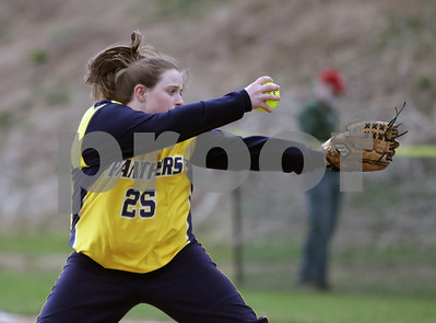 2011 Northern Potter Softball @ Coudersport