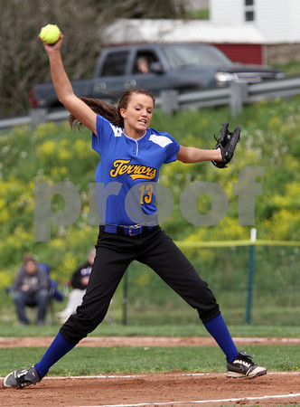 2012 Otto-Eldred Softball @ Coudersport